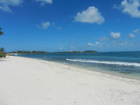 plage de Baie Nettlé