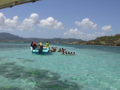 Voyage en Martinique Fonds Blancs
