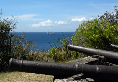 Fort Hamilton de Bequia
