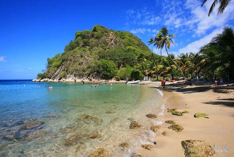Marie-Galante, ile de Guadeloupe