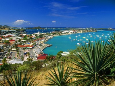 Marigot Bay Saint-Martin