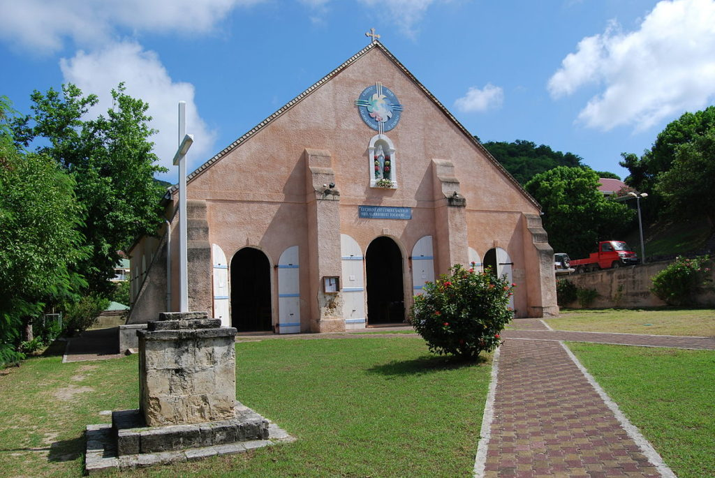 Église catholique de St-Barth