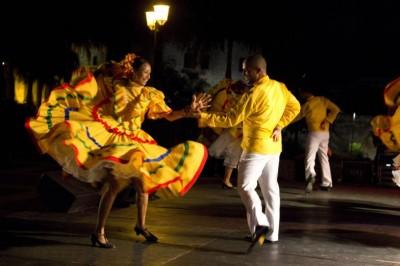 Danses traditionnelles Républicaine