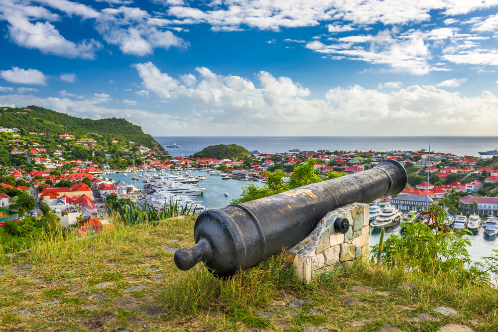 Fort Karl St-Barth