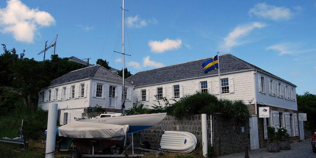 Maison Dinzey St-Barth