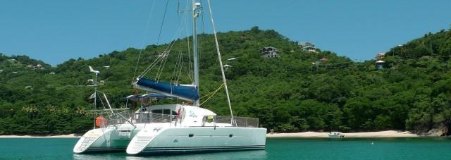 Bequia dans les Grenadines